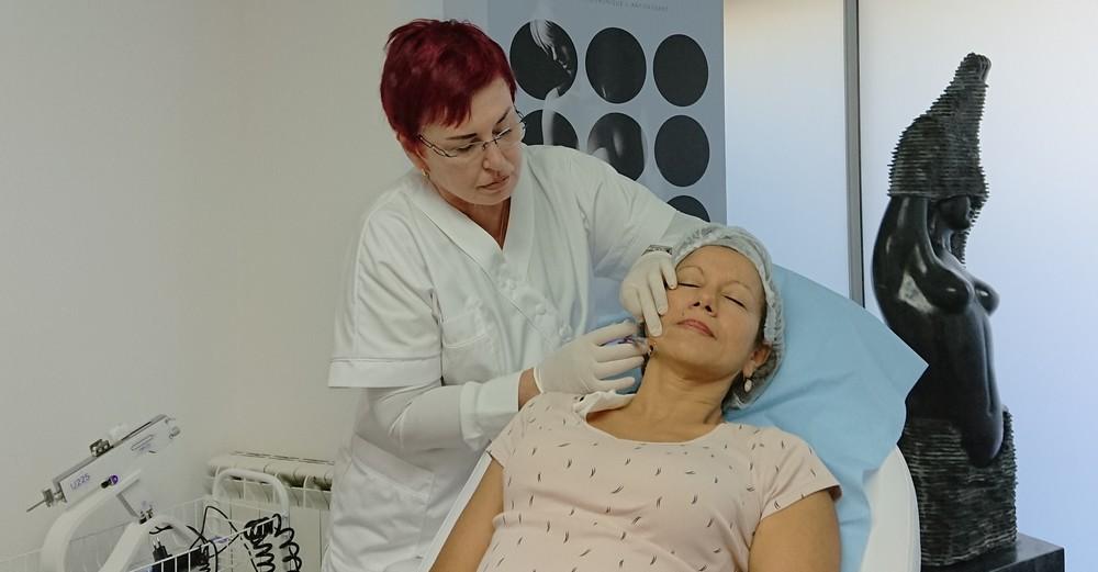 Mésothérapie et réjuvenation du visage