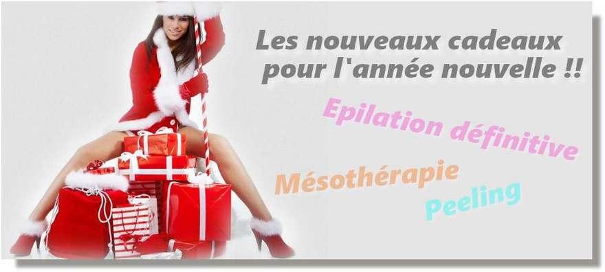 Médecine esthétique : Top 3 des cadeaux de fin d'année !